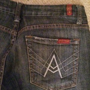 ⬇️ 7 for all Mankind size 27
